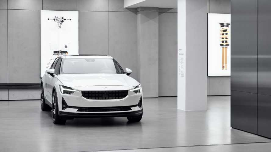 First U.S. Polestar Spaces Coming To New York City And California
