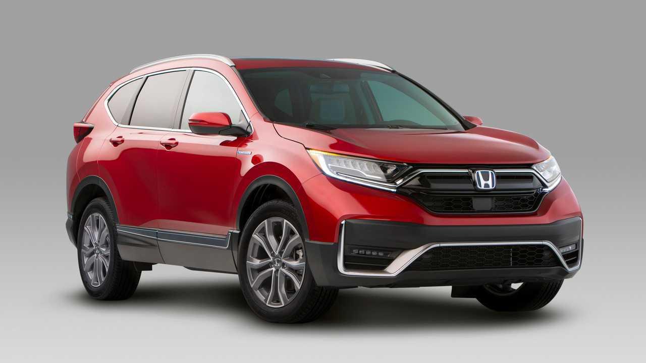 2020 Honda Cr V Hybrid Price Starts At 27 750