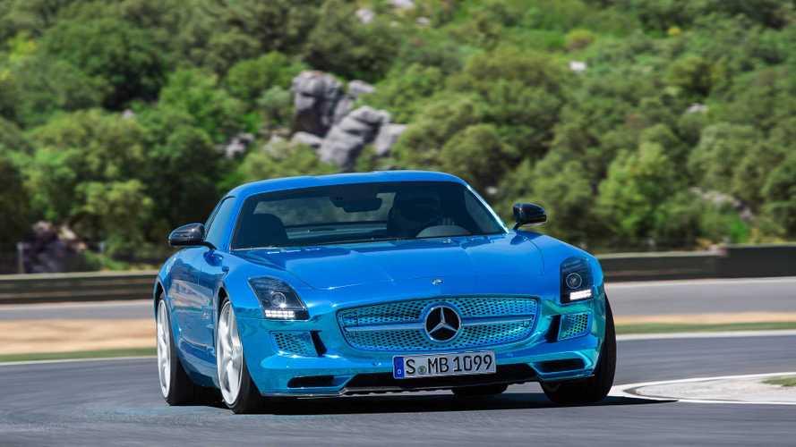 Mercedes-AMG sempre più verso l'elettrico