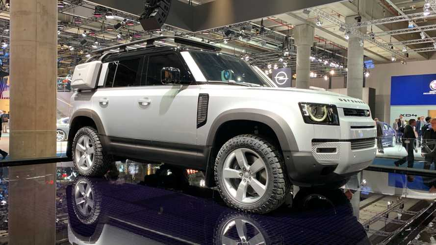 Novo Land Rover Defender é revelado e chega ao Brasil em 2020