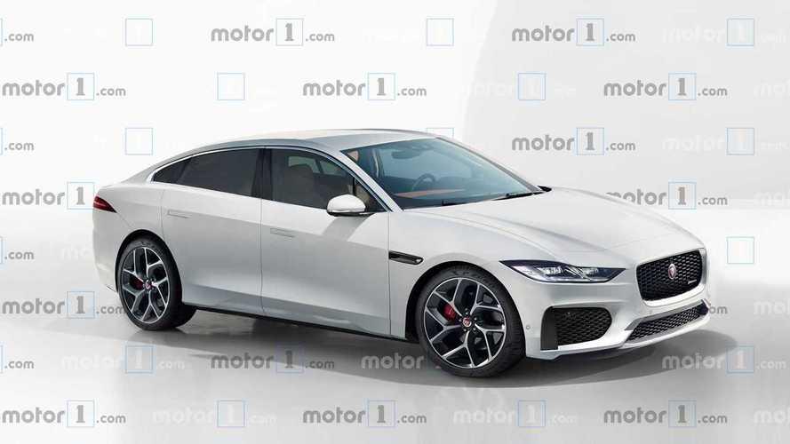 2021 jaguar xj | motor1 photos
