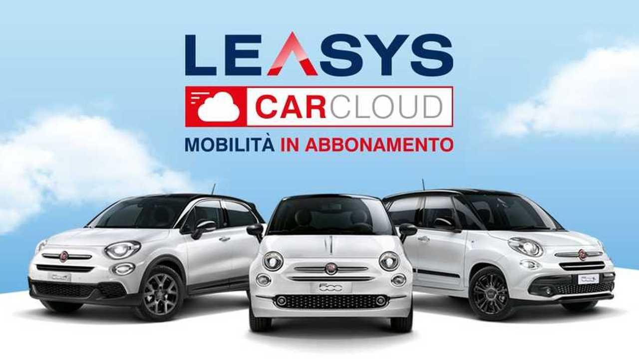 Leasys Car Cloud copertina