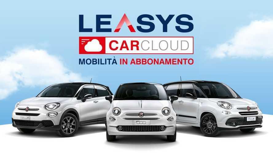 Abbonamento auto, su Amazon si può con Leasys CarCloud