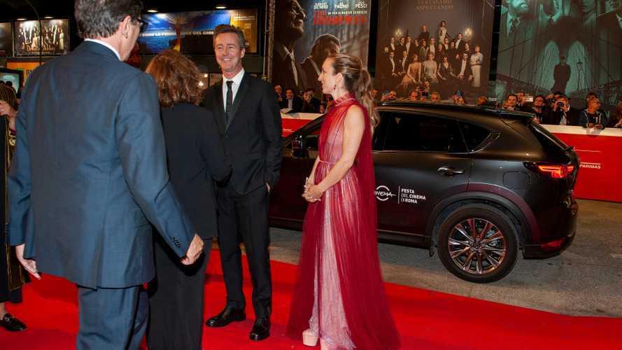 Mazda alla Festa del Cinema di Roma 2019