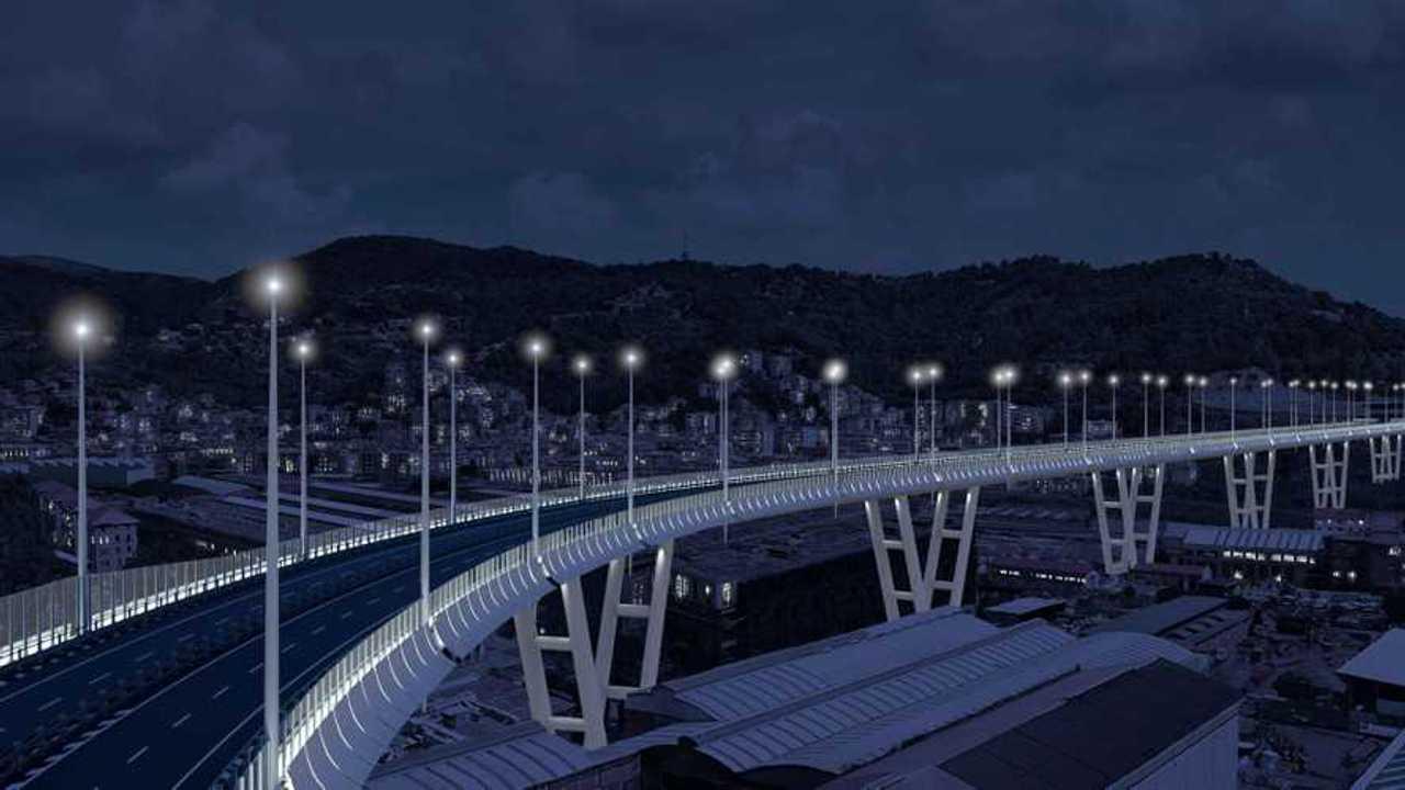 Nuovo ponte Morandi, al via la ricostruzione