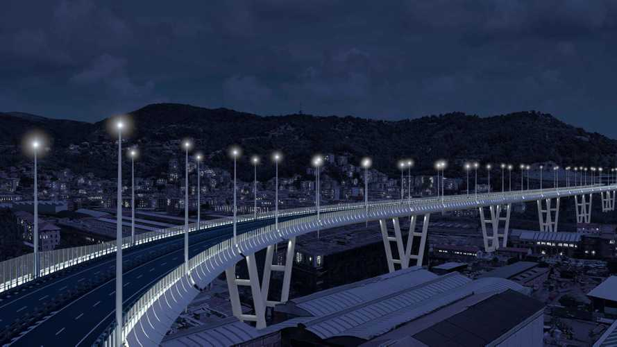 Genova, al via la ricostruzione del nuovo ponte Morandi