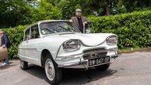 Zeitreise: Unterwegs im Citroën Ami 6