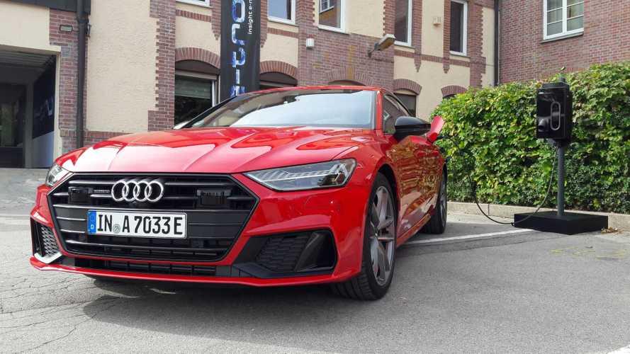 Audi A7 Sportback 55 TFSI e quattro: Neuer Plug-in-Hybrid im Test