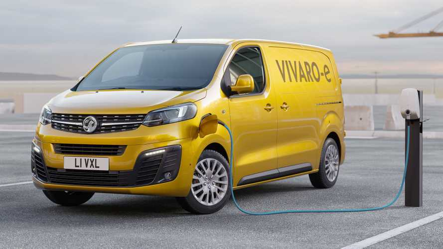 Vauxhall unveils electric Vivaro-e ahead of 2020 launch