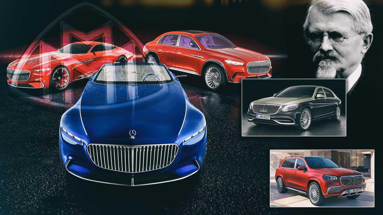 Mercedes-Maybach 2020