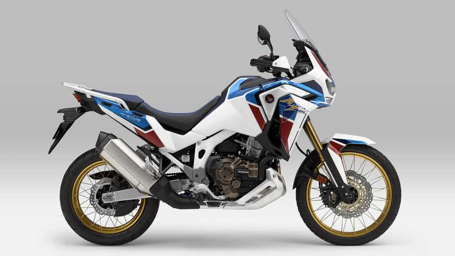 Recall: Honda Africa Twin Could Stall Due To Clogged Fuel Filter