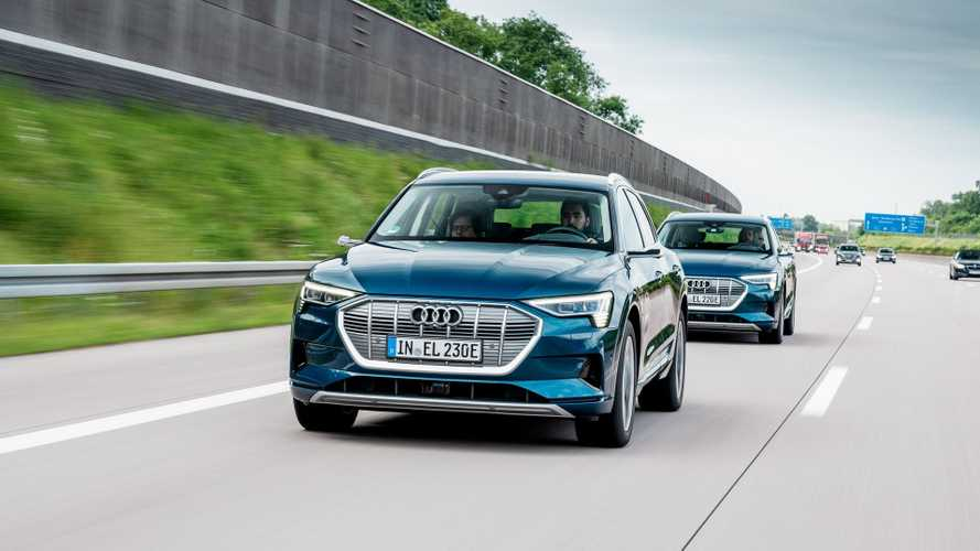 Audi e-tron To Be Produced In China Too From 2020