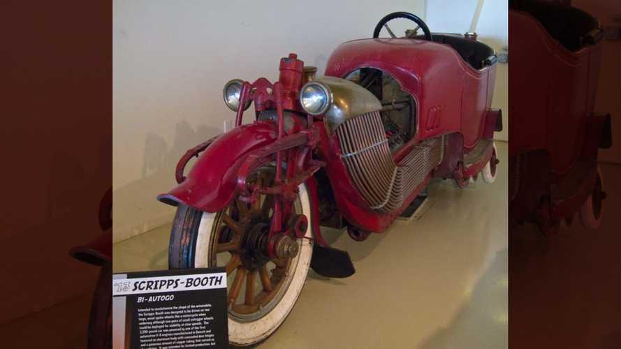Cycleweird: Bi-Autogo, The Original Bike Car Thing