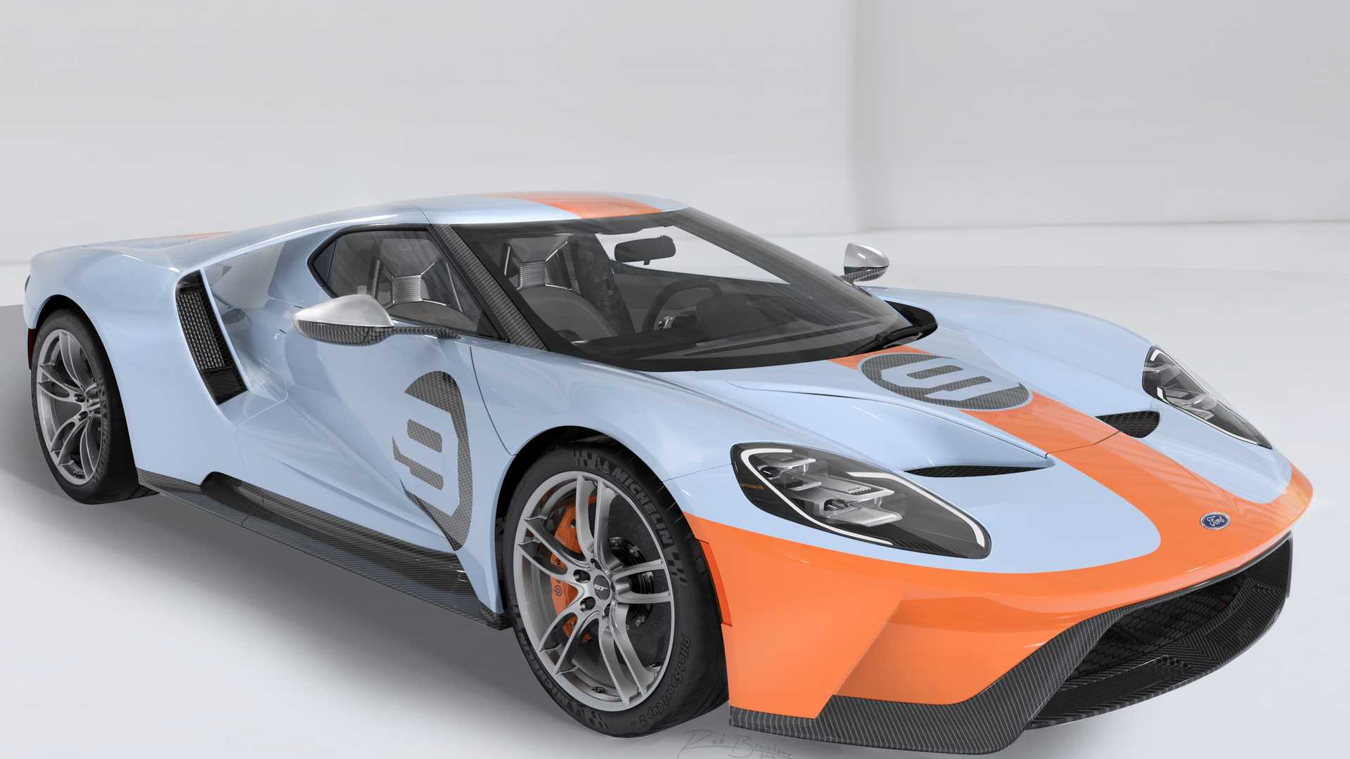 "[""Petersen To Auction One Of The Last Public Allocations For A New Ford GT""]"