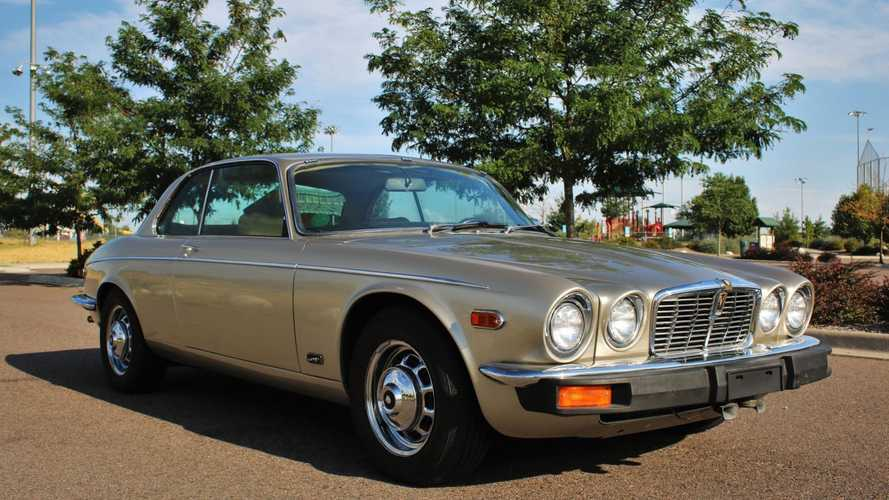 Keep It Classy In This Rare 1976 Jaguar XJ12C