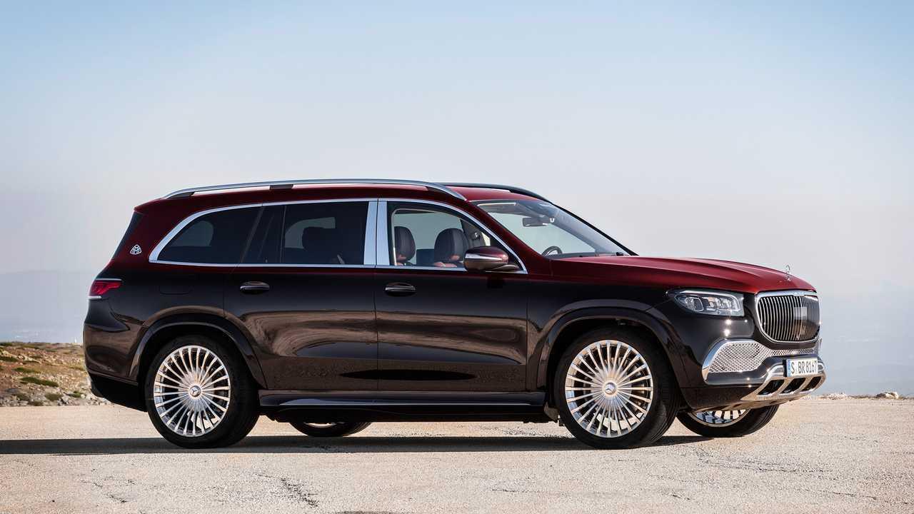 Mercedes-Maybach GLS (2020)