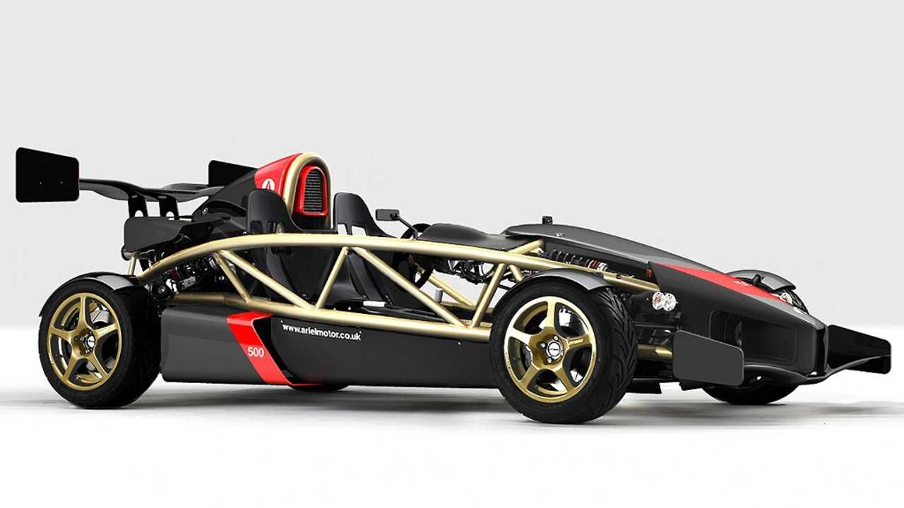 2010 Ariel Atom 500