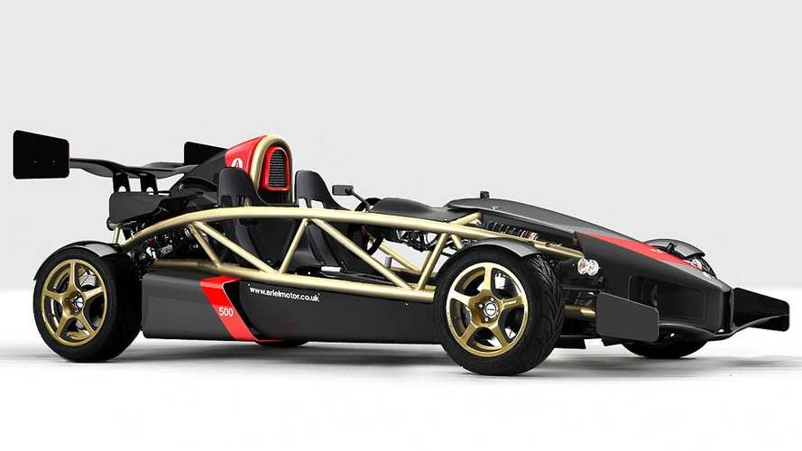 Domingo de supercarros: Ariel Atom 500 2010