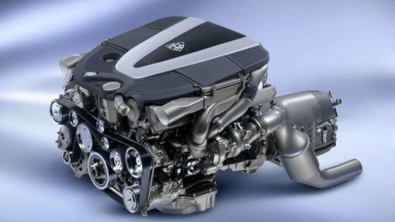 maybach type 12 engine | motor1 photos