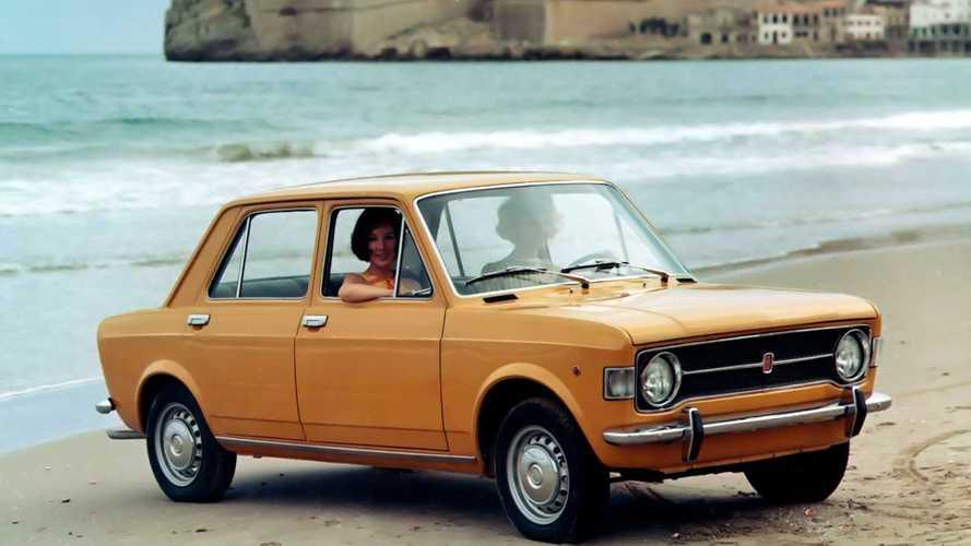Fiat 128, cinquantenne rivoluzionaria