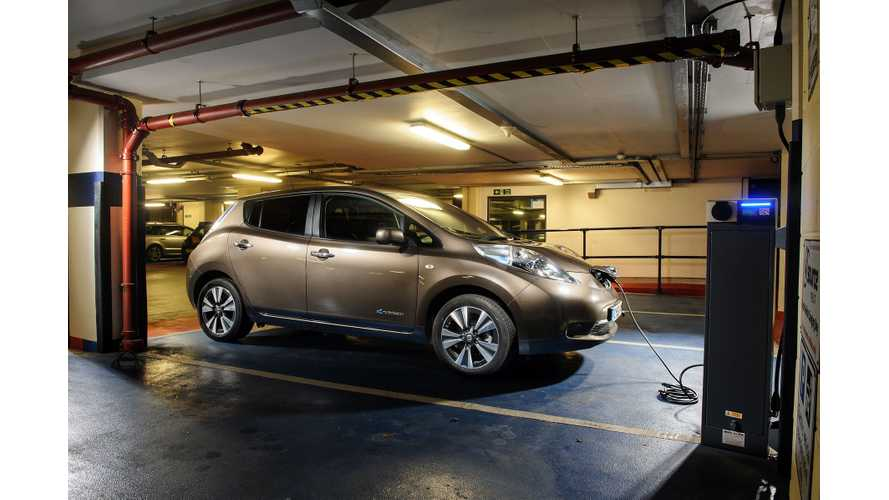"Nissan's ""No Charge to Charge"" Program Expands To 10 New Markets"