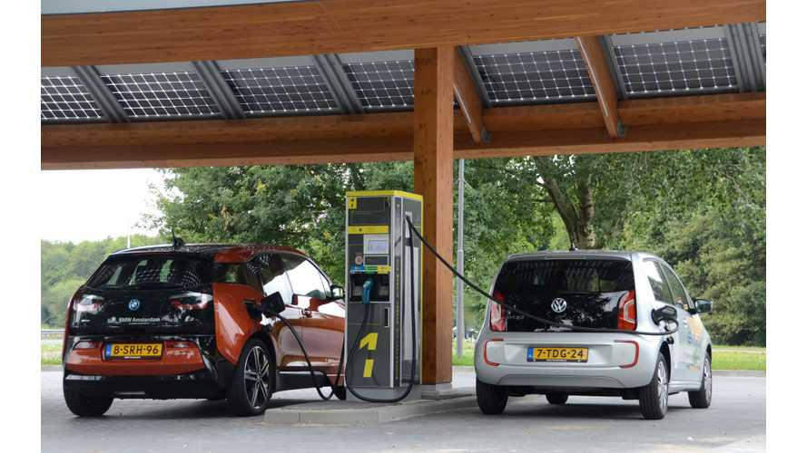 Fastned Q2 Results: All Stations Equipped For Tesla, More Than 100,000 kWh Dispensed