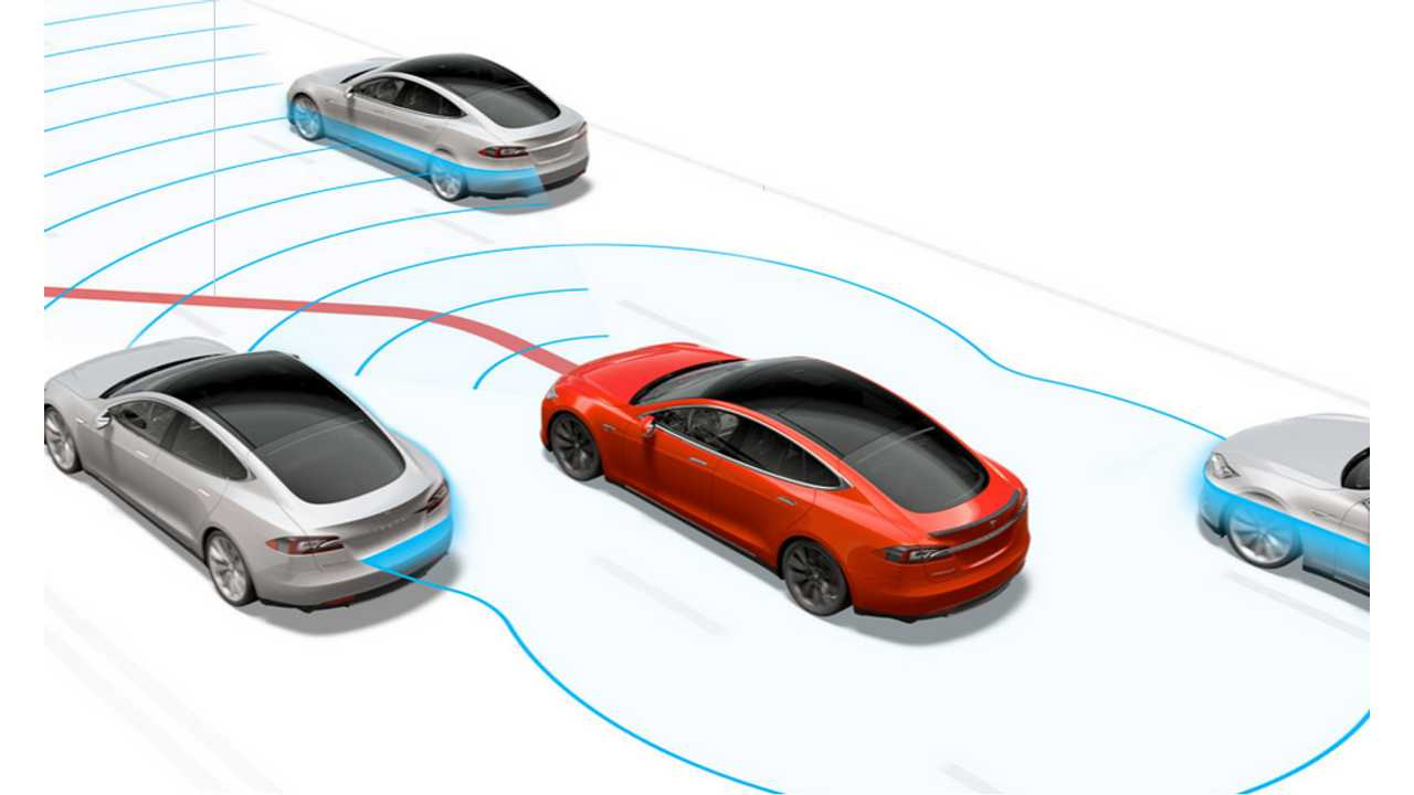 Tesla's Data Collection May Assist Automaker In Legal Cases