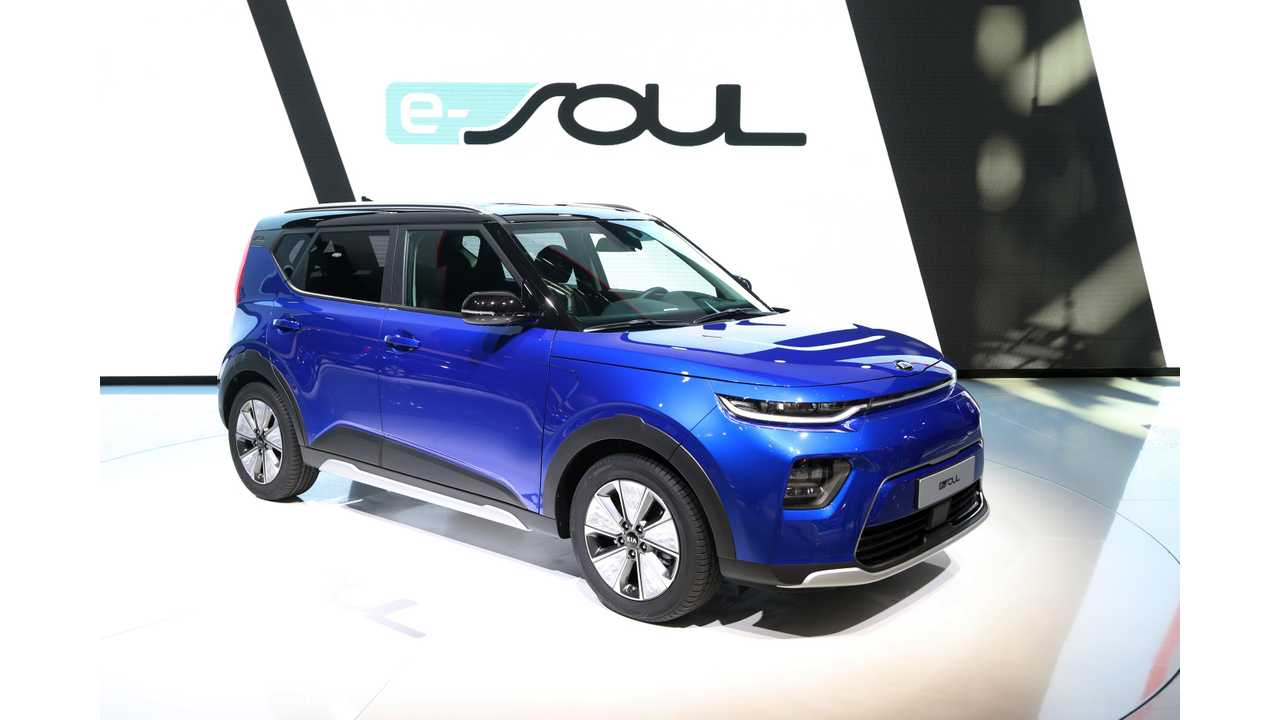 New 2020 Kia Soul Electric Scores Impressive City Range Rating