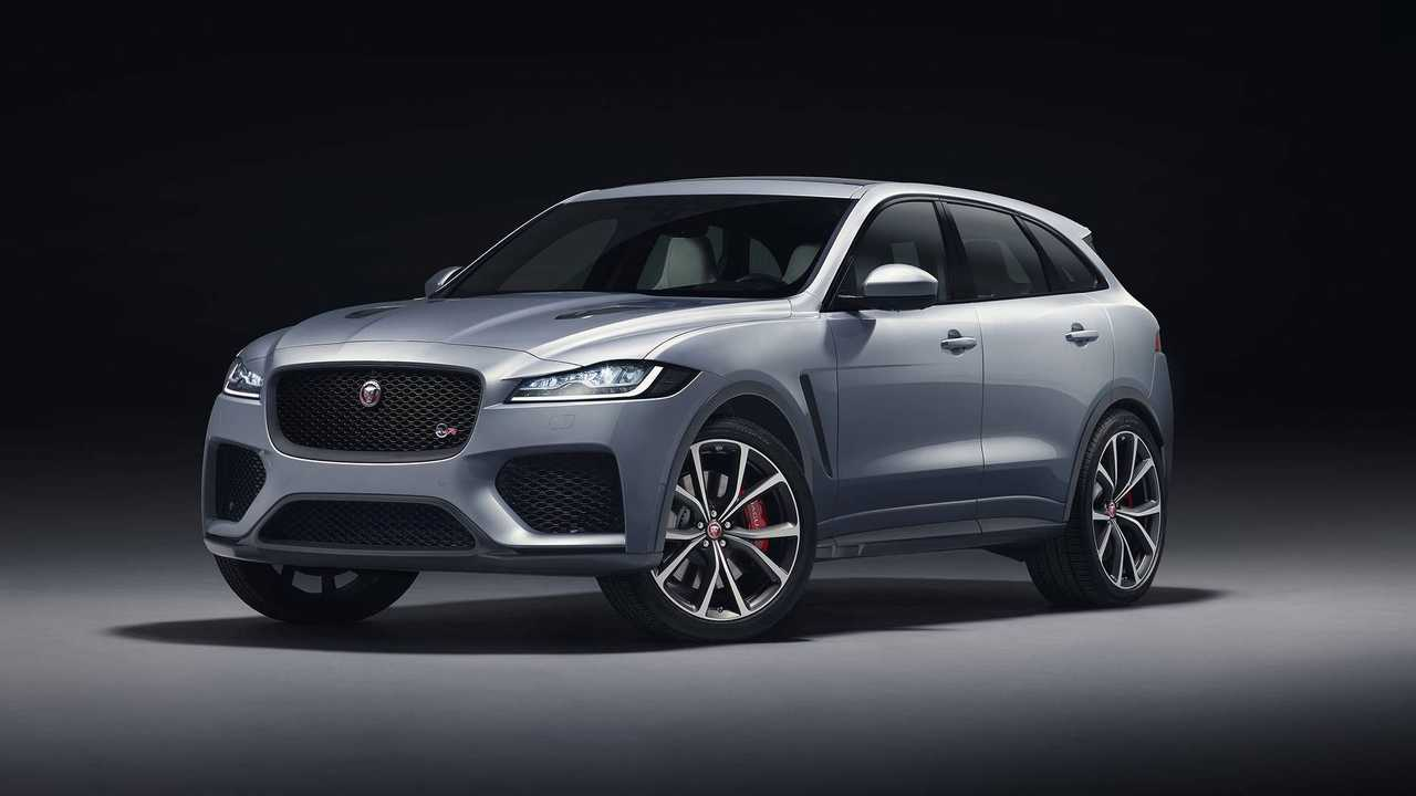 Jaguar J-Pace Will Electrify Top Of Its Lineup: PHEV & EV Coming