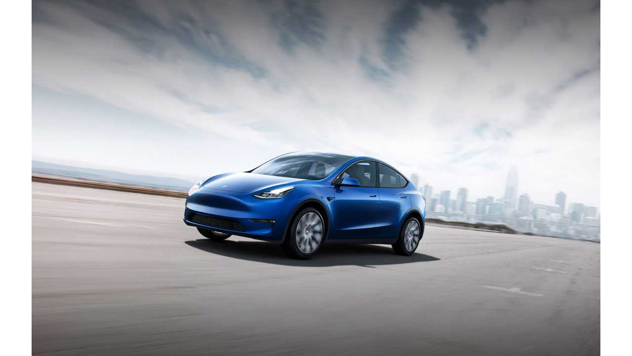 Tesla Model Y Officially Launched: Completes
