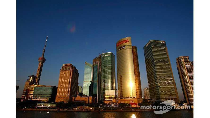 Formula E Eyes Race In Shanghai For Next Season