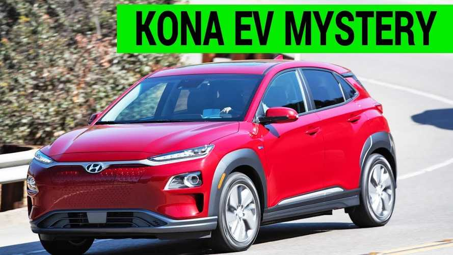 Plugged In: Hyundai Kona Electric Sales Slump & Tesla Turmoil: Video