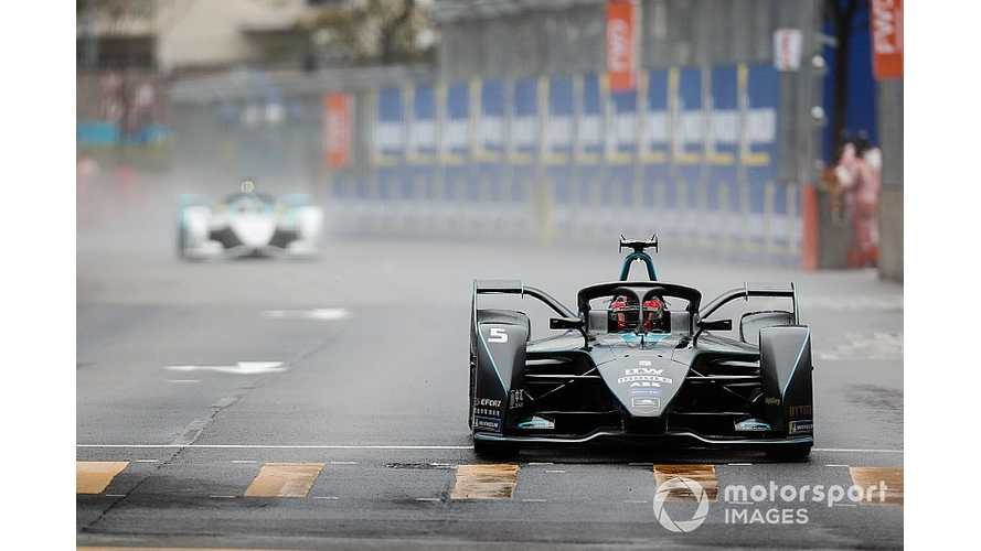 Vandoorne Says Hong Kong Formula E Pole Proves HWA Progress