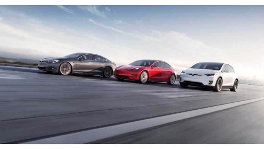 Electric Car Range, Price & More Compared For U.S. - March 2019