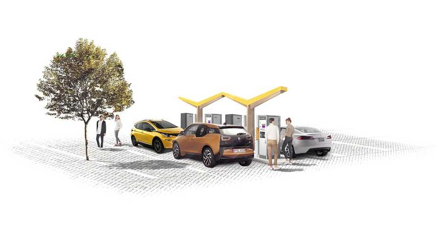 More Fastned Charging Stations Coming To UK