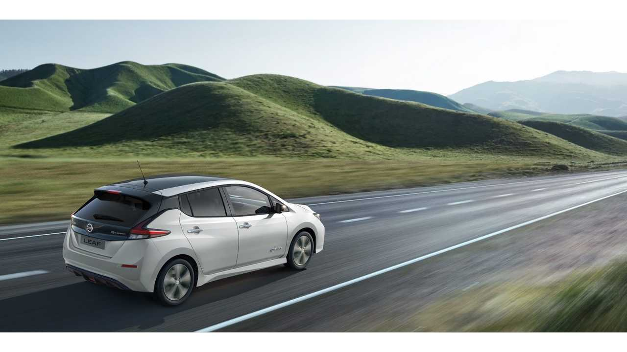 10% Of Norway's Passenger Vehicles Are Plug Ins