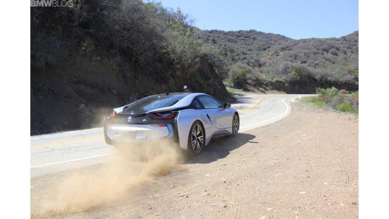 BMW i8 Instrumented Tests