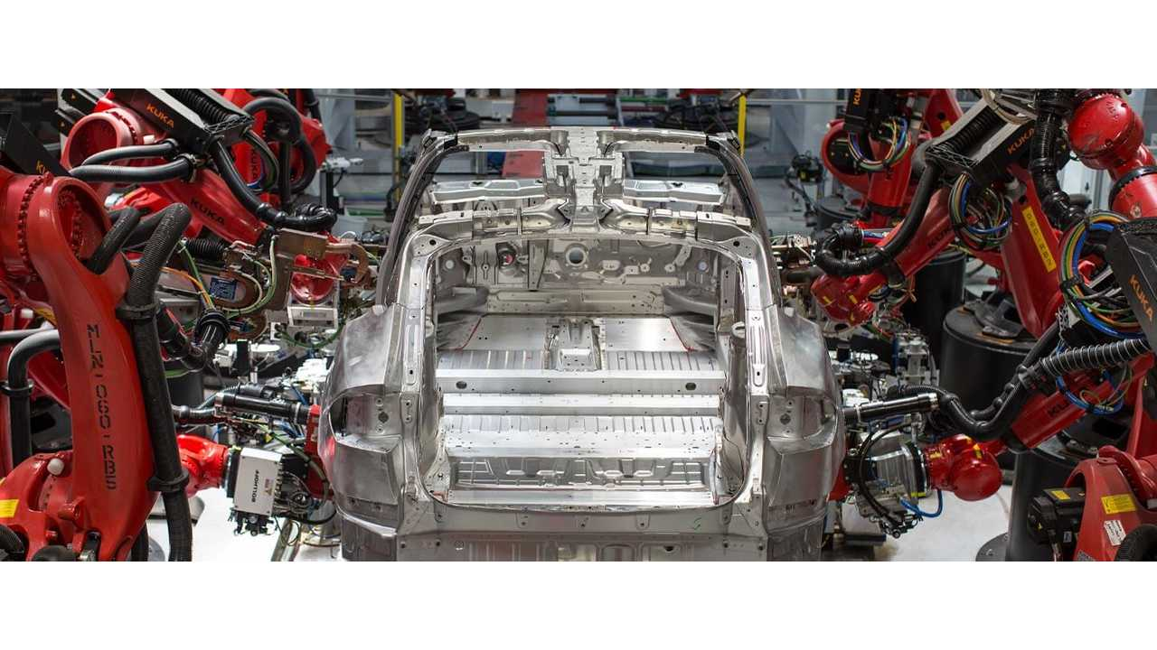 Tesla Acquires Automated Manufacturing Machinery Supplier PERBIX