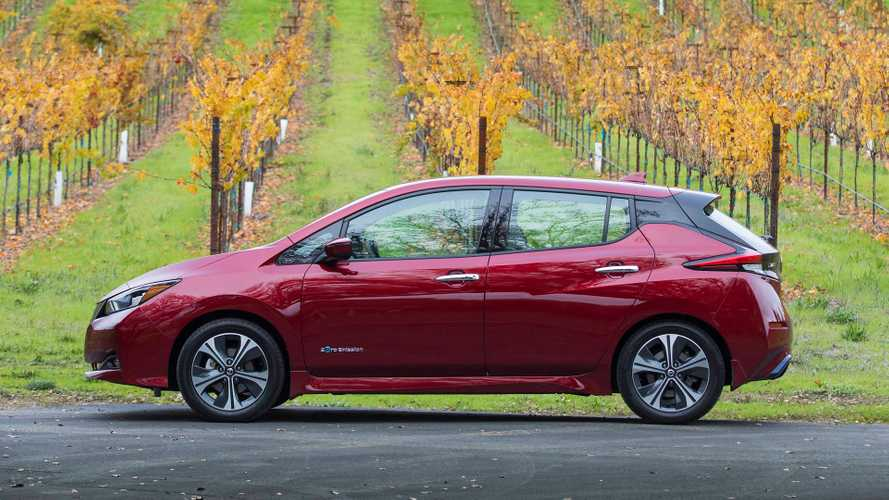 Nissan Says it Has 13,000 Pre-Orders For New LEAF In U.S.