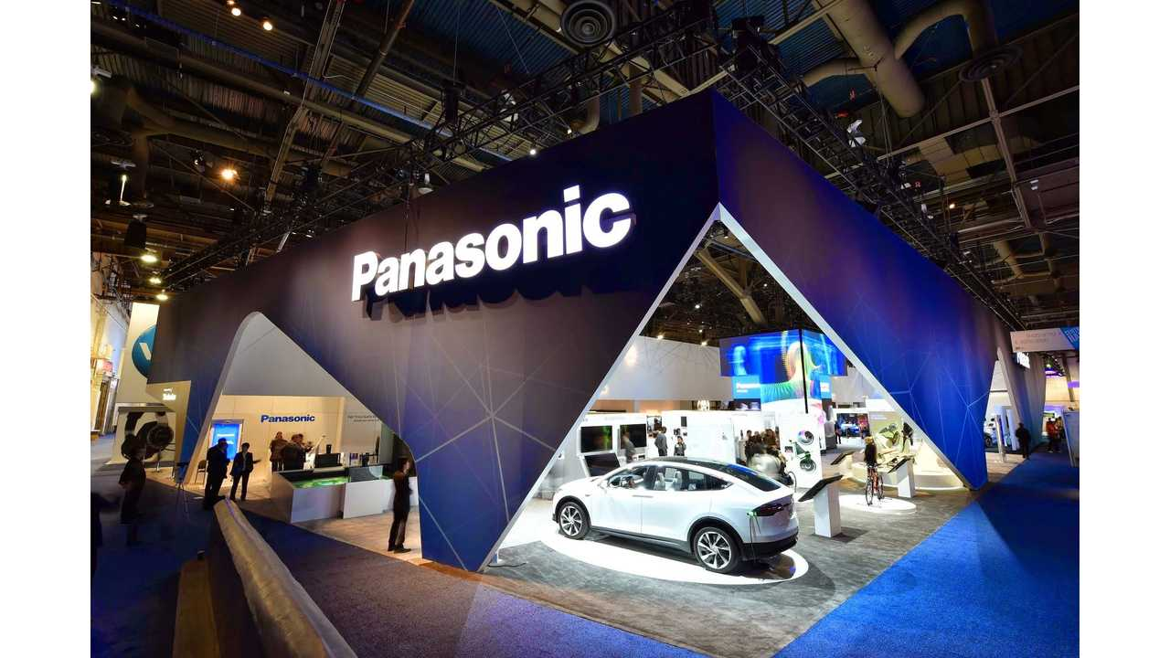 Tesla has been working exclusively with Panasonic since 2008