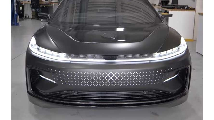 First Look Inside Faraday Future's Headquarters, Plus FF91 Test Drive - Video