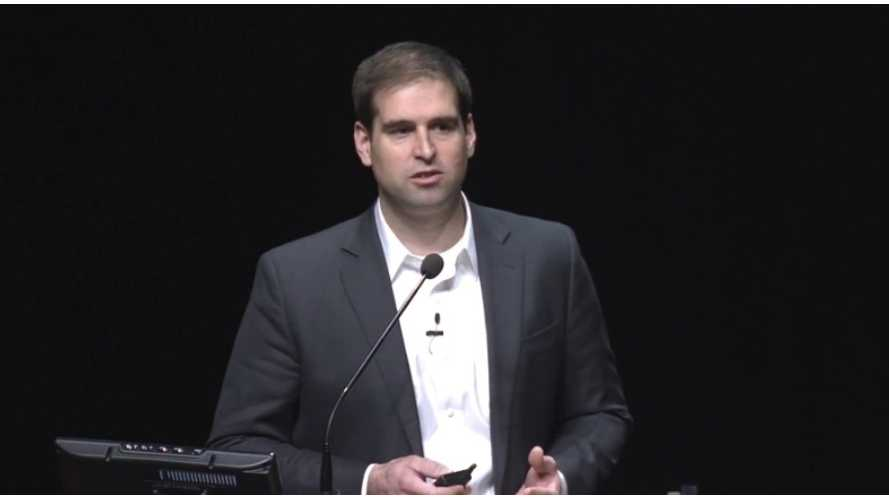 Tesla CTO JB Straubel Discusses Electric Cars - Video