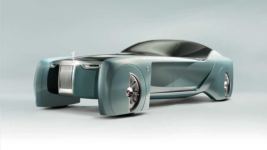 Rolls-Royce Says Yes To Electric, No To Hybrids