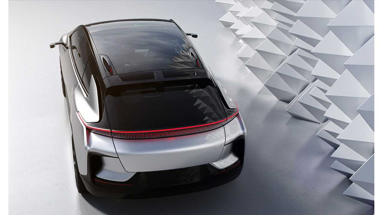 Faraday Future Issues Statement On Cancellation Of Plans To Build Assembly Factory In California