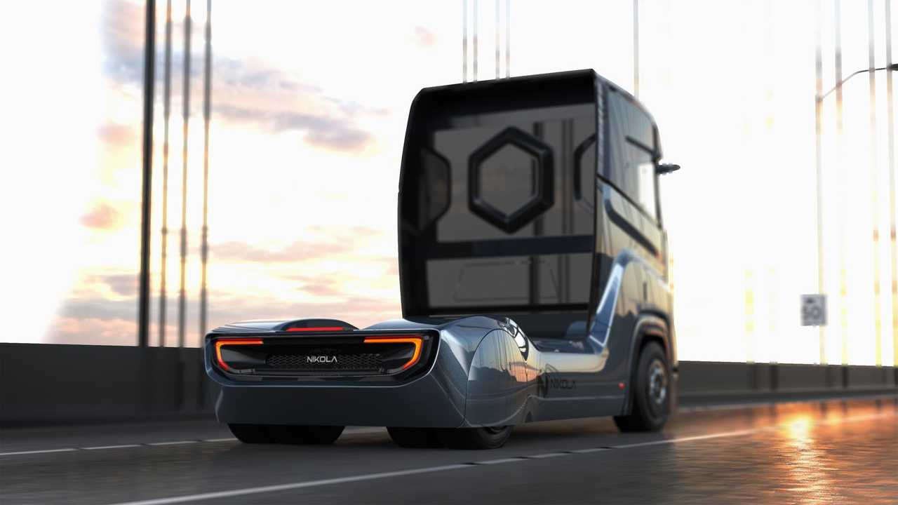 Nikola Announces All-Electric Semi Truck: Up To 1,000-kWh Battery