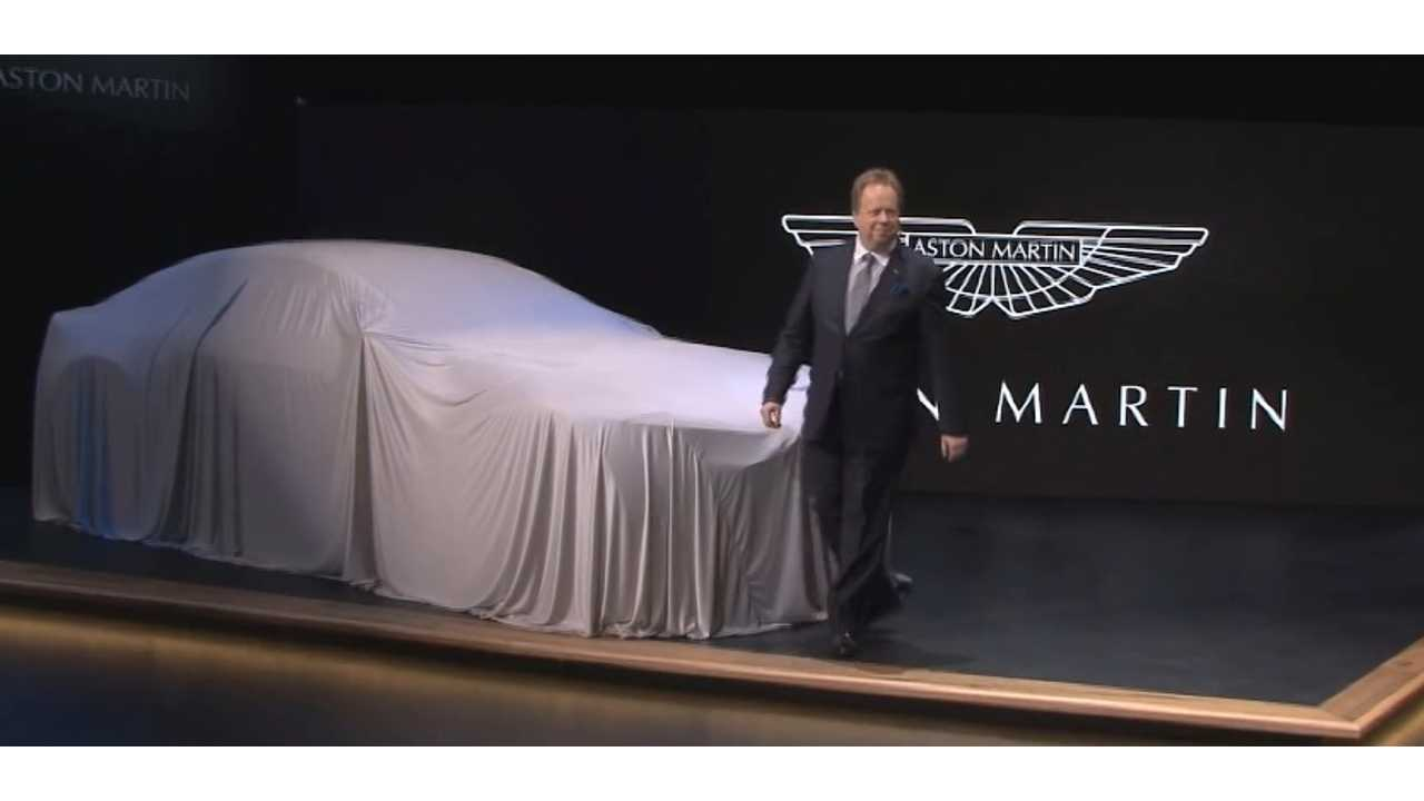 Mr. Palmer About To Reveal The DBX Concept In Geneva Earlier This Year