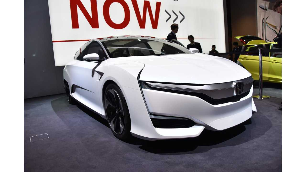Upcoming Honda PHEV To Have 40 Miles Of Electric Range