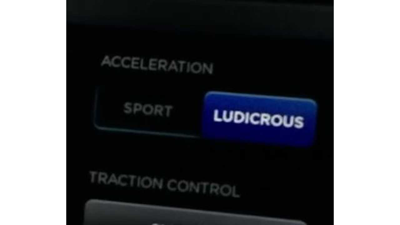 Motor Trend Discovers Tesla Model S P90D With Ludicrous Mode Is A 10-Second Car
