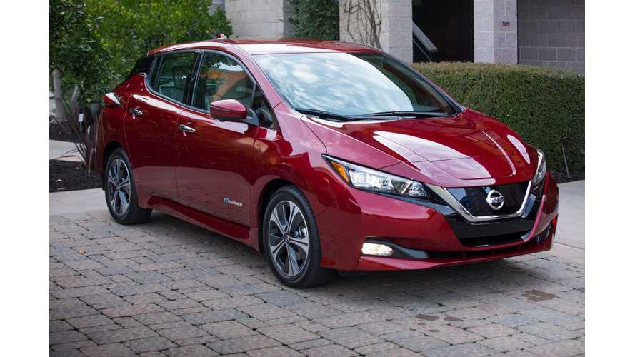 Current LEAF Owners Chime In On New 2018 Nissan LEAF - Video