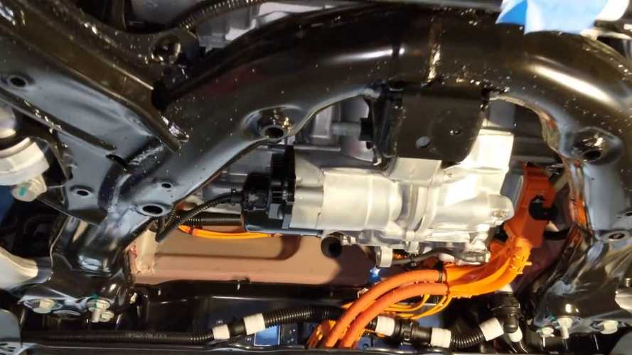 First Look Under A Tesla Model 3 Performance - Video
